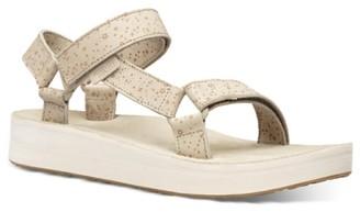 Teva Midform Star Platform Sandal