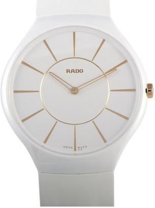 Rado Women's Rubber Watch