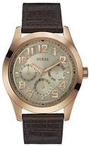 GUESS W0597G1 Men Analogue Watch with Wristwatch Dial Analogue