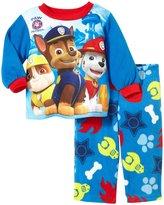 Nickelodeon Paw Patrol 2-Piece PJ Set (Baby) - Blue-12 Months