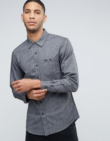 Rvca Pocket Cotton Shirt