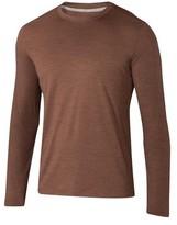 Ibex Men's Odyssey Crew Long Sleeve Shirt