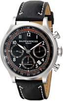 Baume & Mercier Baume Mercier Men's Capeland Chronograph Chronograph Dial Watch A10001