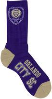For Bare Feet Orlando City SC Deuce Crew 504 Socks