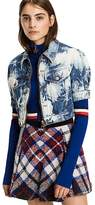 Tommy Hilfiger Bleach Short Sleeve Denim Jacket