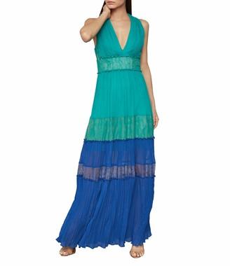 BCBGMAXAZRIA Women's Chiffon Dress