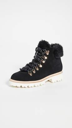 Kate Spade Aspen Combat Boots