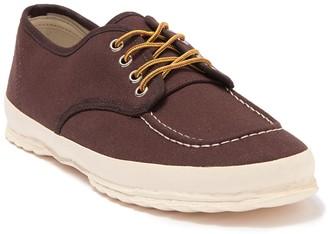 Vulcanizer Low Top Mock Toe Sneaker