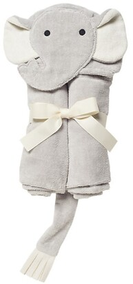 Elegant Baby Baby's Elephant Hooded Bath Wrap