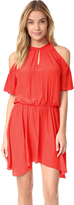 Ramy Brook Ellen Cold Shoulder Dress