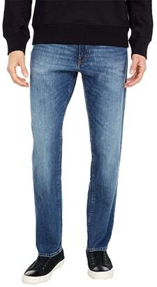 Lucky Brand 410 Athletic Fit Jeans in Hazelhurst (Hazelhurst) Men's Jeans