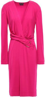 Tom Ford Wrap-effect Jersey Dress