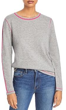 Chelsea & Theodore Republic Cashmere Crewneck Sweater (65% off) - Comparable value $228