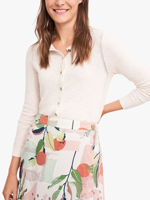 White Stuff Sprouting Reversible Skirt, Multi