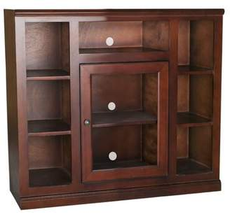 Winston Porter Longford Solid Wood TV Stand for TVs up to 50 inches Winston Porter Color: Iron Ore