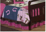 JoJo Designs Sweet Cowgirl Toddler Bed Skirt