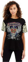 True Religion Wings Bf Womens Tee