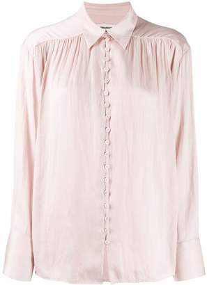 Zadig & Voltaire Zadig&Voltaire satin shirt