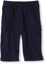 Children's Place Baby Boys Knit Cargo Pants