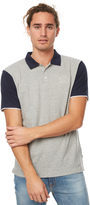 Billabong Dobby Tipper Mens Polo Grey