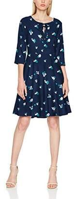 Yumi Abstract Impression Dress
