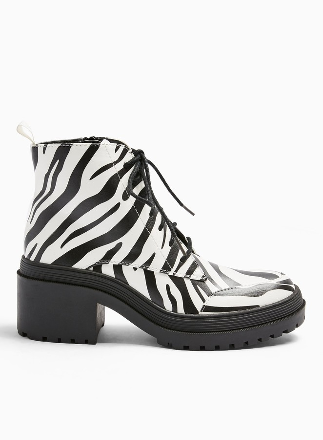 bf791ea9a0191 White Cleated Sole Boots - The Best Boots In The World