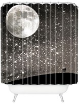 DENY Designs Love Under The Stars Shower Curtain