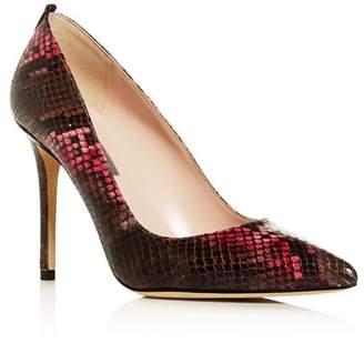 Sarah Jessica Parker Fawn High-Heel Pumps