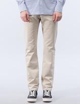 MAISON KITSUNÉ Cotton Jay Chino Pants