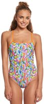 Funkita Women's Bang Bang Budgie Single Strap One Piece Swimsuit 8157254
