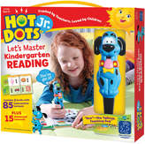 Educational Insights Hot Dots 2-Book Let's Master Reading Kindergarten Set