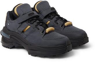 Maison Margiela Retro Fit Nylon Sneakers
