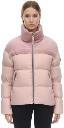 Mackage Eve Wool Coat W/ Drop Shoulders