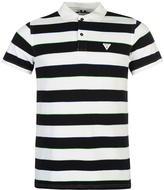 Soviet Stripe Polo Shirt