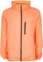 Converse Orange Nylon Jacket