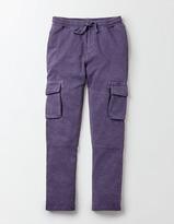Boden Slub Jersey Cargo Pants
