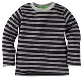 Gerber® Graduates® Toddler Boys' Striped Long Sleeve Shirt - Grey