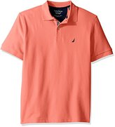 Nautica Men's SS Deck Stripe Polo