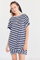 The Fifth Label Off Duty Striped T-Shirt Dress