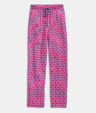 Vineyard Vines Girls' Printed Lounge Pant