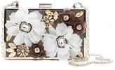 Sondra Roberts Flower Gem Convertible Clutch
