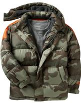 Boys Quilted Frost Free Jackets