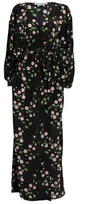 BERNADETTE Floral Stella Maxi Dress