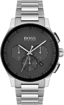 Boss Business BOSS HUGO BOSS Peak Watch Silver