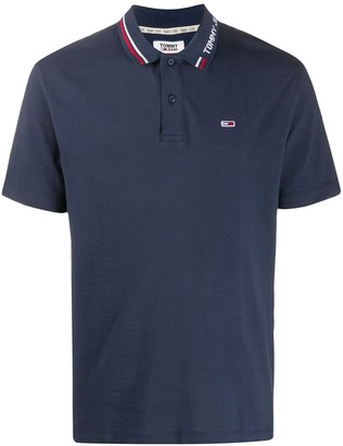 Tommy Hilfiger Short-Sleeved Polo Shirt