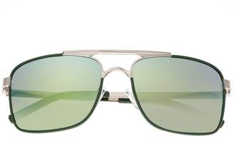 Breed Draco Polarized Titanium Sunglasses