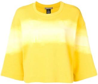 Suzusan tonal gradient effect T-shirt