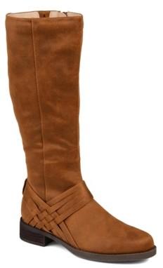 Journee Collection Meg Wide Calf Boot