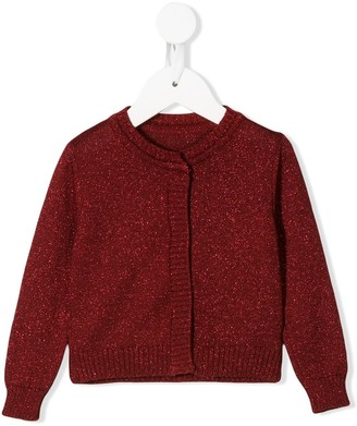 Lapin House Button Front Cardigan