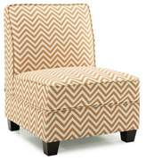 Dwell Home Ryder Accent Chair In Ziggi Orange